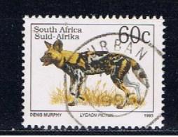 RSA+ Südafrika 1993 Mi 899 I Hyänenhund - Used Stamps