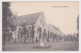 ROYAUMONT - N° 1 - L' ABBAYE - Frankrijk