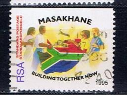 RSA Südafrika 1995 Mi 969 D Masakhane - Used Stamps