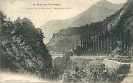 65 ST SAUVEUR  - Pont Napoleon - France