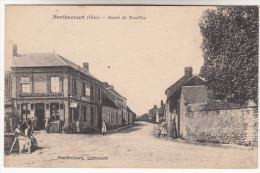 CPA Berthecourt Route De Noailles (pk12842) - Francia