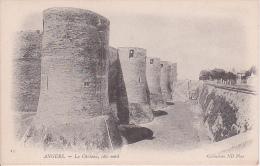 CPA Angers - Le Château, Côté Nord (0182) - Angers