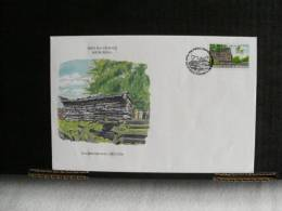 1567- First Day Cover From Around The World Micronesia  Ancient Burial Grounds-non-normalised Shipment - Micronésie