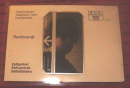 Telecarte,telefoonkaart,phonecard Rembrandt Peintre Pays Bas Nsb - Paises Bajos