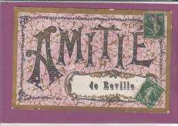 54.- AMITIE DE ROVILLE  . - Other Municipalities