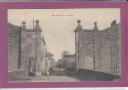 54.- BLAINVILLE .- La Porte - Francia