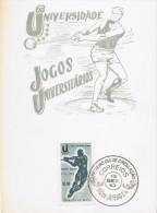 Universiade Rio De Janeiro 1963, Lancer De Marteau, Hammerwerfen, Premier Jour - Atletiek