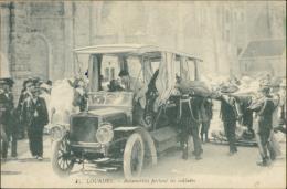 AUTOMOBILE/ AMBULANCE! - Taxi & Carrozzelle