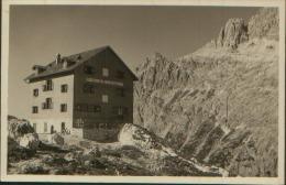 BOLZANO VALFISCALINA RIFUGIO BENITO MUSSOLINI VG. 1934 - Bolzano