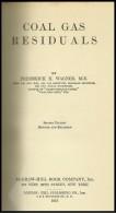 1918 Coal Gas Residuals - Wagner - Engineering - Mining - Scienze Della Terra
