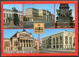 1237 - 1987  Berlin / Mehrbildkarte - Gel. 1987 - DDR - Bild Und Heimat  01 15 0661/01 - Mitte