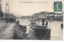 LAGNY-THORIGNY - La Marne Près Du Square - Lagny Sur Marne