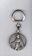 Porte Clefs: Dandy, Tissus K.M., Paris, A. Augis (14-474) - Sleutelhangers