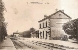 D51 - ARZILLIERES - LA GARE - état Voir Descriptif - Sonstige Gemeinden