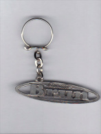 Porte Clefs: Biscuits Brun (14-492) - Key-rings