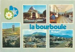 CPM - 63 - LA BOURBOULE - Multivues - La Bourboule