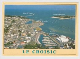 LE CROISIC - VUE GENERALE DU PORT- Ed. D´ ART JACK - Le Croisic