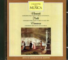 I MAESTRI DELLA MUSICA CLEMENTI VIOTTI CIMAROSA - Classica