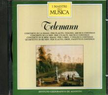 I MAESTRI DELLA MUSICA TELEMANN - Classica