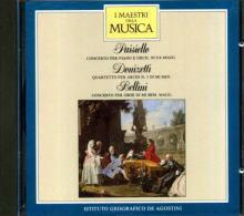 I MAESTRI DELLA MUSICA PAISIELLO DONIZETTI BELLINI - Classica