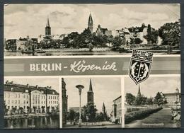 Berlin / Mehrbildkarte S/w - Gel. 1965 - DDR - A 643  B 8/63  Graphokopie HS - Köpenick