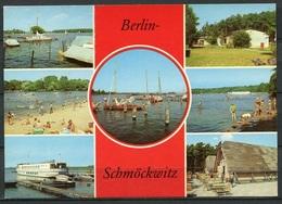 Berlin / Mehrbildkarte - N. Gel. - DDR - Bild Und Heimat    01 15 0397/16    301298/88 - Schmöckwitz