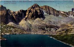 A Magas Tatra - Partie Bei Den Fünf Seen - Ungheria