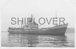 Transport ILE D'OLERON (Marine Nationale) - Carte Photo éd. Marius Bar - Photo/bateau/schiff - Guerra