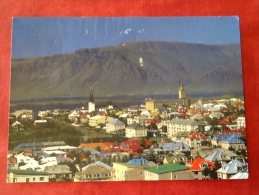 Iceland. Reykjavík   -> Belgium - Islande