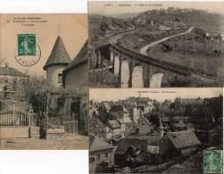 Correze -    Lot De 11 Cartes Postales Anciennes  En Bon état      Voir Scans - France