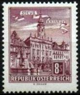 AUTRICHE AUSTRIA ÖSTERREICH Poste  959BA** Mairie Rathaus STEYR - 1945-.... 2nd Republic