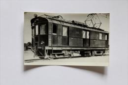 Photo Motrice Ferrovia Garganica à BRESCIA Collection Schnabel - Tram
