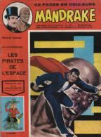 MANDRAKE N° 414 BE REMPARTS 11-1973 AVEC SUPPLEMENT - Mandrake