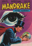 MANDRAKE SPECIAL N° 10 BE REMPARTS 11-1977 - Mandrake