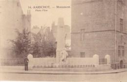 Aarschot - Monument - Aarschot