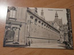 Dresden Augustusstrasse Deutschland Germany - Dresden