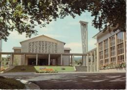CP- MORGES (Suisse) - Institut De La Longeraie - Chapelle Et Cour D'honneur - VD Vaud
