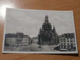 DresdenNeumarkt Frauenkirche Richter Berlin Hotel Cigaren Deutschland Germany - Dresden