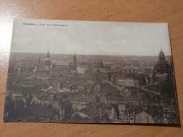 Dresden Blick Vom Rathausturm Deutschland Germany - Dresden