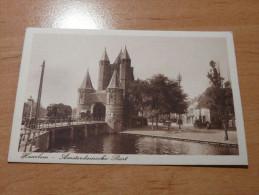 Haarlem Amsterdamsche Poort Netherland Nederland - Haarlem
