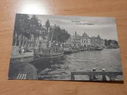 Haarlem Gezicht Op 't Spaarne Netherland Nederland 1920 - Haarlem