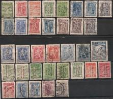 Grèce. 1911-1912. Entre N° 179 Et 227. Oblit. Et Neuf * MH - Oblitérés