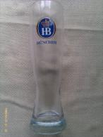 Vaso De Cerveza HB. Munich. Alemania - Vasos