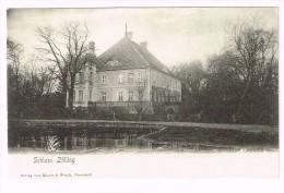 I1968 Schloss Zolling - Castello Chateau Castle Castillo / Non Viaggiata - Autres