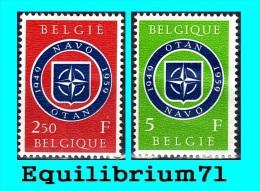1094/1095** - BELGIQUE - Belgique