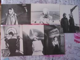 LOT DE 6 CARTES..SCHLUTERSTRABE 54...1000 BERLIN 12..PHOTO O.HERMANN - Cartes Postales