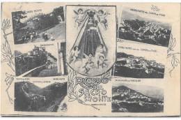 LOMBARDIA-VARESE-VARESE SACROMONTE VEDUTE MULTIPLE - Varese