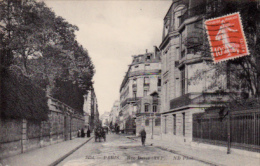 PARIS - Rue Duret (16ème) - Arrondissement: 16