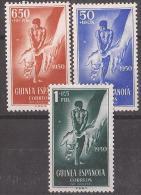 GUI295-L4124TCO.Guinea Guinee GUINEA ESPAÑOLA  PRO INDIGENAS 1950.(Ed 295/7**) Sin Charnela. - Culturas