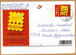 Carte Entier Postal Belgica 06 Brugge I Groot-Bijgaarden - Stamped Stationery